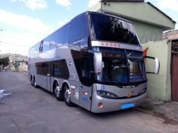 DD Busscar Scania k124 4 eixo 2001 250 mil