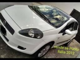 Punto Itália 2012