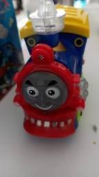 Trenzinho animado - funciona com pilha (3 pilhas AA)