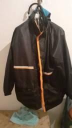 Jaqueta de chuva para motociclistas venda ou troca