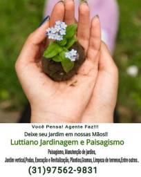 Jardins Jardinagem Paisagismo