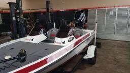 Bass boat fibralar limited