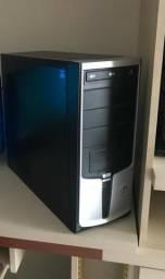 Computador completo - Para uso doméstico, escritório ou jogos leves