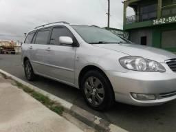 Toyota filder - 2008