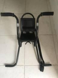 Cadeira de bicicleta para bebês