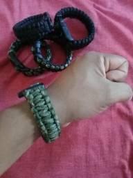 Bracelete Paracord Militar