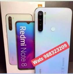 Oferta - Xioami Note 8 32gb e 64gb lacrados