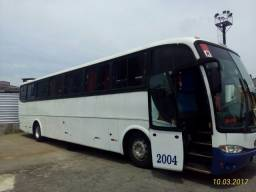 Ônibus Marcopolo Viaggio 1050, Ano 2004, G6, Motor Mercedes Benz O-457