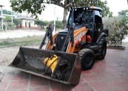 Retro escavadeira case 580n 2018