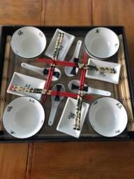 Conjunto jantar japonês comprar usado  Maringa