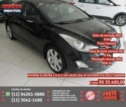 Usado, Hyundai Elantra 1.8 GLS 16V Gasolina 4P Aut. 2013 71000KM R$ 35400 comprar usado  Jacareí