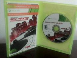 Need for Speed Most Wanted original Xbox 360 comprar usado  São Bernardo do Campo