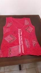Lote de roupas femininas 100 peças