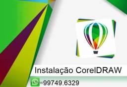 Instalação corel comprar usado  Fortaleza