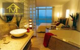 Apartamento 2 quartos Frente Mar da Praia da Costa cód:14843L
