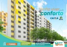 Apartamento á venda no Mauricio de Nassau 2 quartos c/ suite