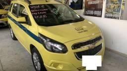 Spin lt 1.8 ex taxi, unico dono, completo+gnv+capas nos banco, aprovação imediata!!!