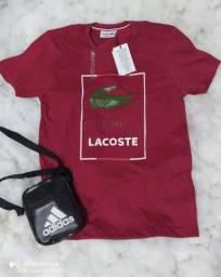 Camisetas Linha Premium Pré Lavada
