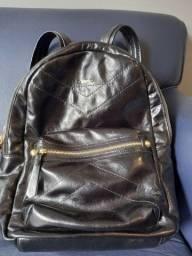 Schutz mochila couro nova