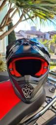 Capacete LS2 Pionner MX436 Offroad
