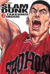 Slam Dunk - Volume 3 Capa comum