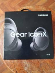 Vendo fone Samsung IconX 2018