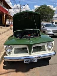 Ford Rural Willys 1967 MAIS NOVA DO BRASIL !
