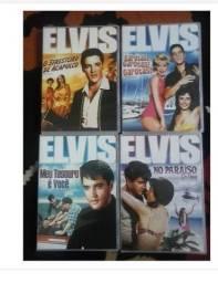 Elvis presley dvd collection 4 dvd's