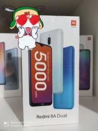 Redmi 8a dual IMPERDÍVEL da Xiaomi. Novo. lacrado. Cartão