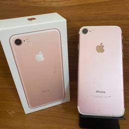 IPhone 7 Rose 128gb - Completo