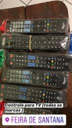 Controle ppara TV (todass as marcass e modeloss