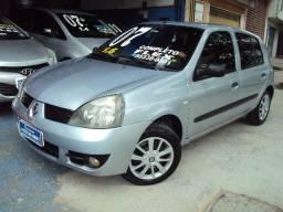 Renault Clio RN 1.6 Hi-Flex 2007 Completo / 4 Portas / Super Conservado.!