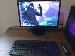 Vendo PC Gamer i7 + Monitor 19' / Pc Top