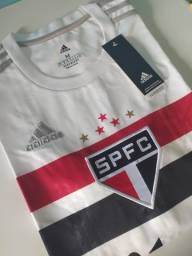 Título do anúncio: Camisa São Paulo - 20/21  - Disponível Pronta Entrega - Últimas unidades