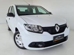 Título do anúncio: Renault - Logan Authentique 1.0 - 2020 (Ótimo p/ Motoristas de Aplicativo)