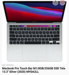 Macbook Air Pro 2020 / 256GB - Lacrado