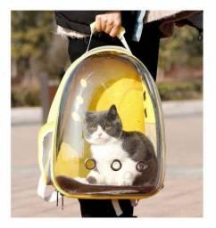 Mochila Pet para Cães e Gatos