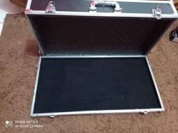 Título do anúncio: Hardcase pedalboard para pedais e pedaleira