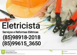 Título do anúncio: Eletricista__Predial__Residencial