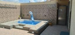 Título do anúncio: casa com piscina Final de semana 500 reais