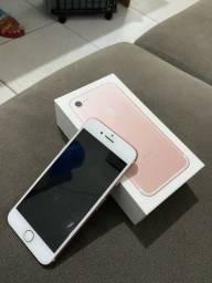 Título do anúncio: iPhone 7 Ouro Rose 32GB