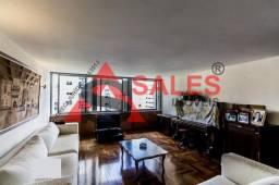 Título do anúncio: Apartamento 2 vagas / 4 dormitórios / 1 suíte para locação, Paraíso, São Paulo, SP Agende