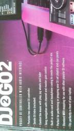 Control midi Numark DJ2GO02