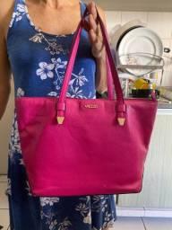 Bolsa rosa Arezzo