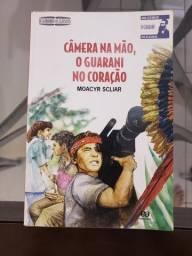 Livro - Camera na Mão, o Guarani Coração - Descobrindo os Classicos