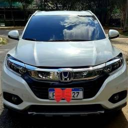 Título do anúncio: Honda Hr-v Exl Aut.1.8 Flex 2020 Super Nova