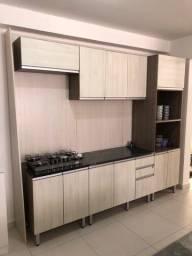 Cozinha modulada 100% MDF cooktop de brinde 4 bocas (leia o anúncio )