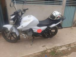 Título do anúncio: Vendo permissão de mototáxi  .. com moto e tudo .
