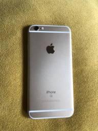 iPhone 6s 32 g - seminovo R$1000