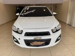 Título do anúncio: Chevrolet  Sonic Sedan LTZ Motor 1.6 GNV Automático